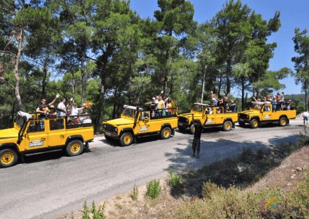 jeep safari antalya turkey