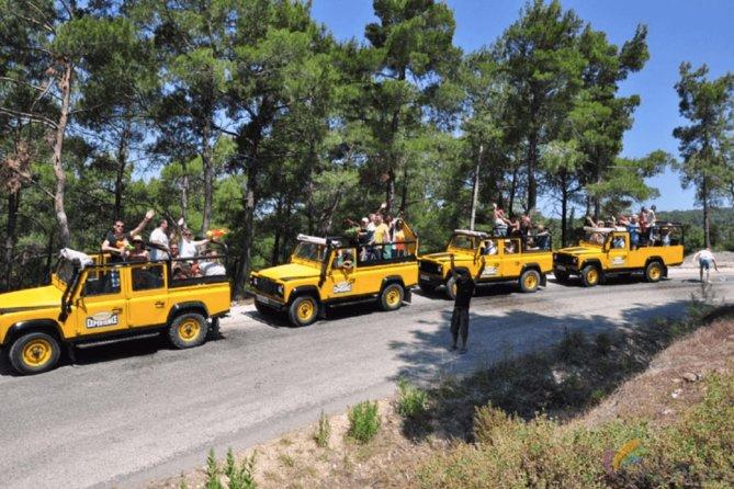 jeep safari antalya turkey
