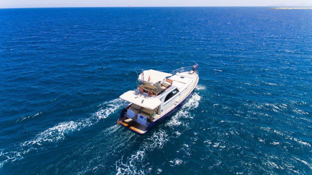 antalya private yachting