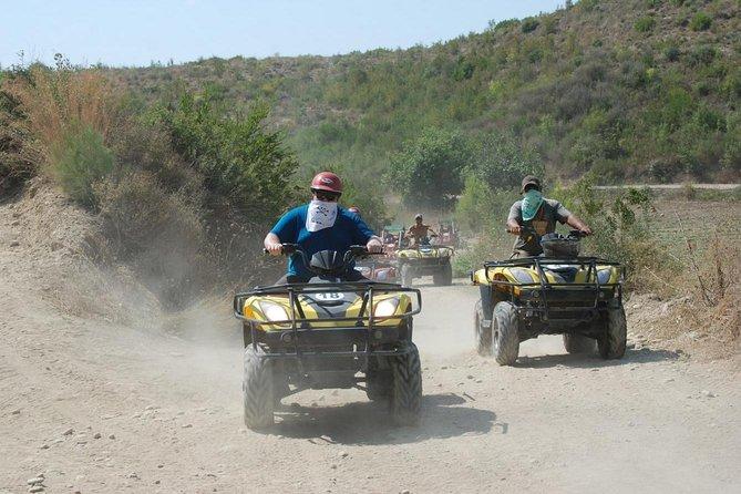 quad safari antalya