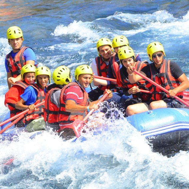 koprulu kanyon rafting