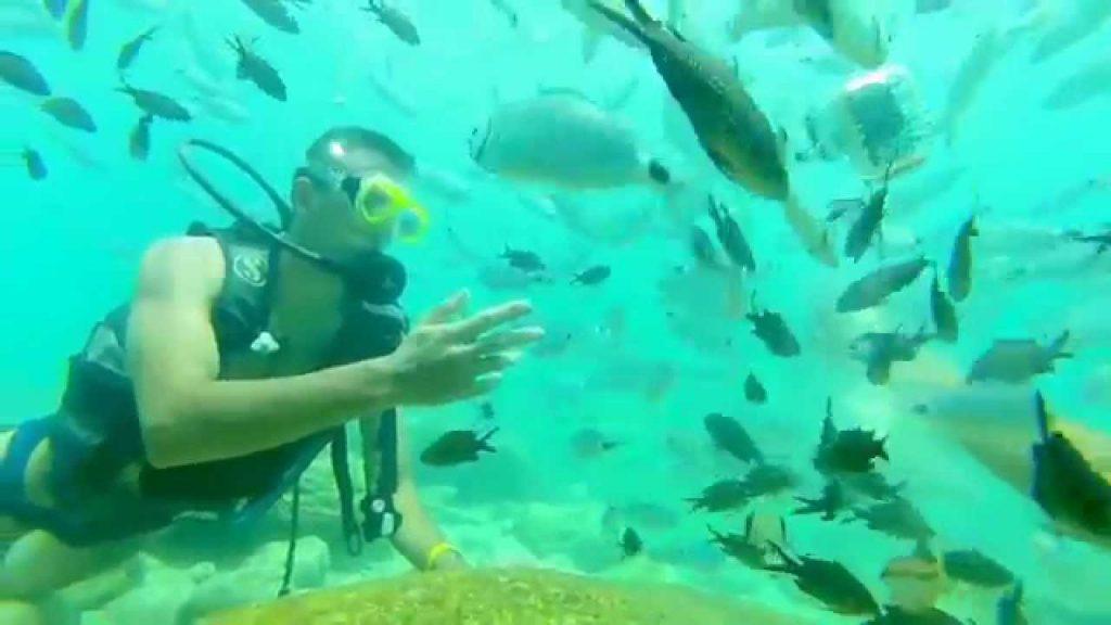 scuba diving antalya turkey