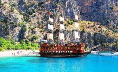 Antalya pirate boat tour